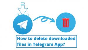 delete Telegram media
