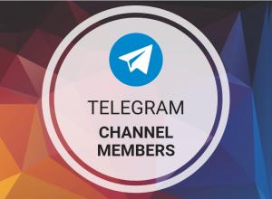 increase Telegram real channel members